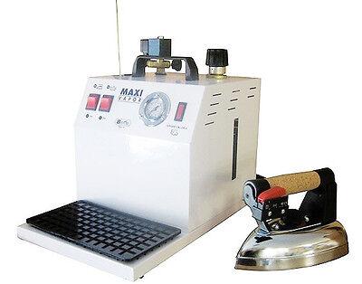 Maxi Vapor Bieffe 3,5 L Bügelanlage Bügelstation Bügelgerät