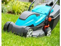 Grass cutting, hedges trim, garden