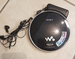 Sony MP3 Walkman with Headphones