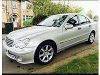 2006 Mercedes Benz C220 Diesel 5 Dr Saloon Automatic. Clean Example Swap P.x welcome