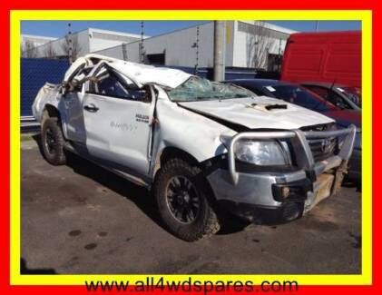 Wrecking 2012 Toyota Hilux SR suits 2011 - current models   A1356