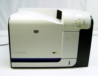 HP Color LaserJet CP3525dn Workgroup Laser Printer CC470A
