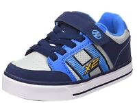 Boys Heelys trainers - Size 13 (navy and grey) - VERY GOOD CONDITION