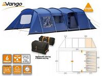 """""""Tent"""" Vango Samara 600 with extension (As pic 1)"""