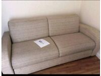 Stunning Natuzzi Sofa Bed. Was £1450 now only £300. *Free Delivery*