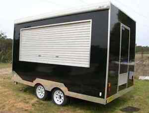 Mobile Coffee and Food Cart For Sale, Work when & where you want Gladesville Ryde Area Preview