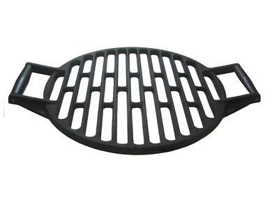 Cast Iron Grid Pan Grill Cooking Pot Durable Cookware Kitchen Saucepan Tempered Grill Pan Grid