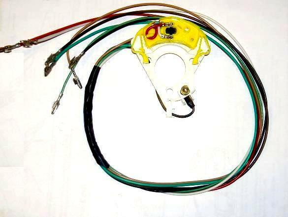 Turn Signal Switch 1967-69 Dodge & Plymouth A & B-body Charger Roadrunner Mopar