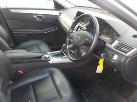 Mercedes Benz E Class W212 airbag kit 2010