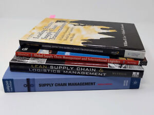 Supply Chain Management George Brown TextBooks