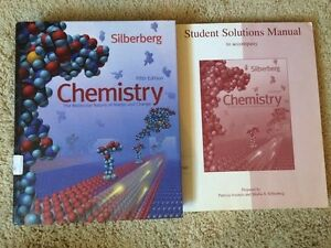 Chemistry: The Molecular Nature of Matter and Change (Fifth Ed.)
