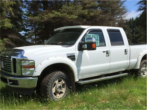Ford superduty crew cab