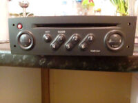 I have for sale factory-original CD player radio Renault Megane II Scenic II with CODE !!