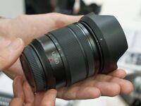 Panasonic 12-60 mm/F 3.5-5.6 LUMIX G VARIO POWER OIS ASPH mint condition £169