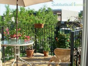 4 bdr apt on Plateau w/patio and garden. Air conditioning!