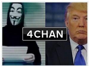 4CHAN (Trump's Enemy) - Anonymous - Licence Plates Mint Condition Docklands Melbourne City Preview