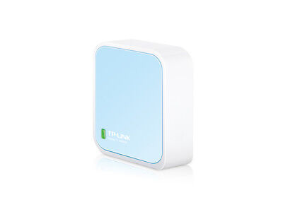 TP-Link TL-WR802N N300 Wireless WiFi Portable Nano Travel Router 5 in 1 (300mbps Wireless N Nano Router Tl Wr802n)