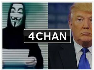 Mint condition/New 4CHAN (Trump's Enemy) - Anonymous 4CHAN plates VIC Docklands Melbourne City Preview