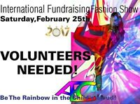 Fashionshow Volunteer Opportunities FEB.25!