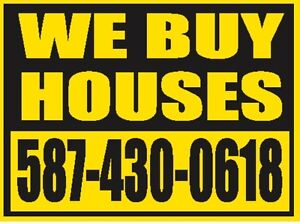 Got a small, old, damaged house? We'll buy it AS IS in a week!