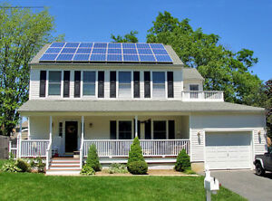 FREE Solar for Qualifying Roofs! Barrie (Powerstream) Res only!