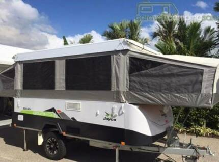 2014 Jayco Swan Outback - Aircon, Hot Water, Full Annex