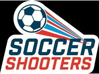 Junior Football coaches wanted - Soccer Shooters