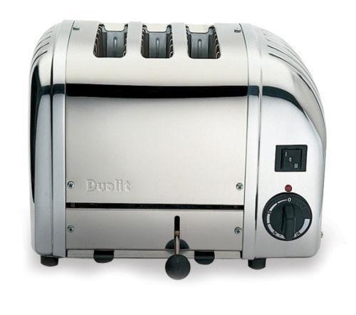Dualit 3 Slice Toaster Ebay