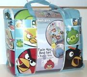 Angry Birds Bed Sheets