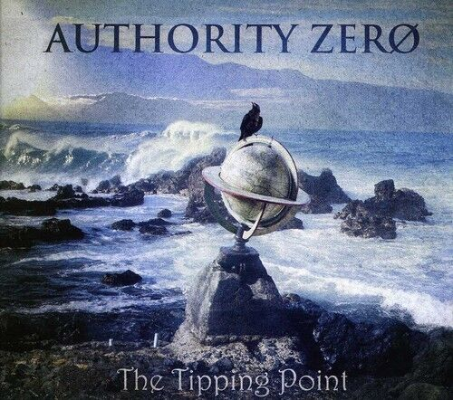 Authority Zero - Tipping Point [New CD] Explicit, Digipack Packaging