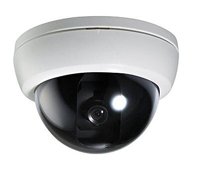 CNB D152-0S 600 TVL Analog Indoor Mini Dome Security Camera 3 Axis Support White Axis Camera Support