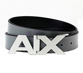Armani exchange belt (reversible)