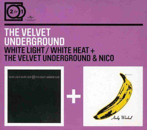 Velvet Underground - White Light/White Heat + Velvet Underground & Nico(2CD) NEW