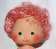 Vintage Strawberry Shortcake Cherry Cuddler