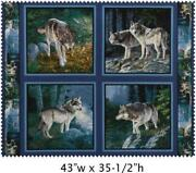 Wolf Fabric