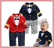 Baby Pilot Costume