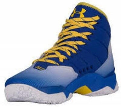 cb79ba34ab7d Under Armour Curry 2.5 Basketball Shoes 1274425-103 Size 9.0 Warriors Dub  durant