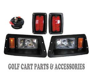 Yamaha-G14-G22-Headlight-Tail-light-Kit-95-07-New-In-Box-Golf-Cart-Part
