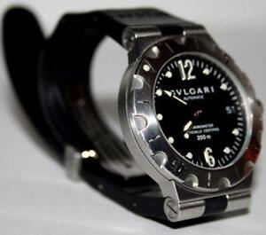 505cb17bc9a Bvlgari Diagono Mens Watch