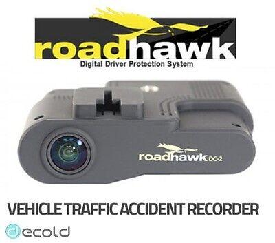 Roadhawk DC-2 1080p HD in Car cctv camera - Black Box / Dvr / Video Dash Cam New