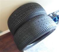 Two All Season 205/55/16 Tires - Excellent Condition