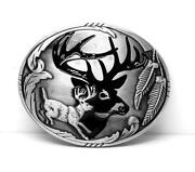 Antler Belt Buckle