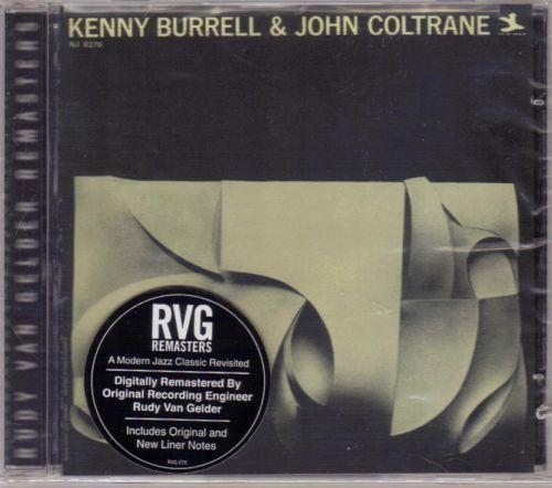 Kenny Burrell John Coltrane Ebay