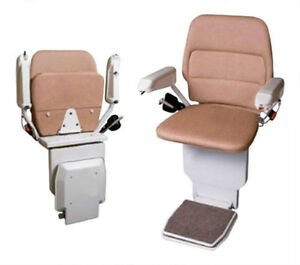 Stairlift for Straight Stairs - Stannah Model 420