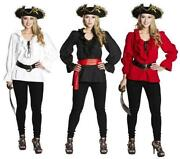 Piratenbluse