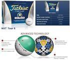 New Titleist NXT Golf Balls