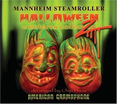 Halloween, Vol. 2: Creatures Collection by Mannheim Steamroller (CD (Mannheim Steamroller Halloween 2)