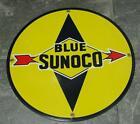 Sunoco Oil Sign