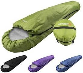 Mummy lightweight sleeping bag