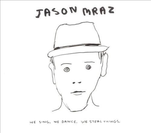 MRAZ, JASON - WE SING, WE DANCE, WE NEW VINYL RECORD